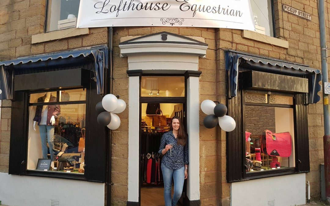 Introducing Sam Hathaway from Lofthouse Equestrian