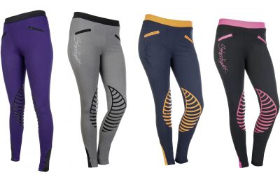 Riding leggings… because breeches are a thing of the past!